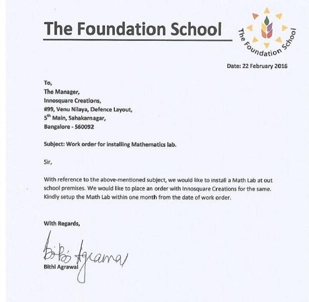 The Foundation School
